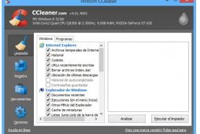 ccleaner - CCleaner, limpia tu PC para que vaya mas rapido