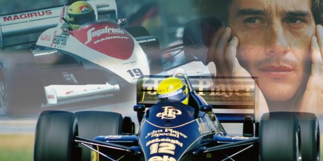 fotos ayrton senna 1 - Google homenajea a Ayrton Senna con un doodle