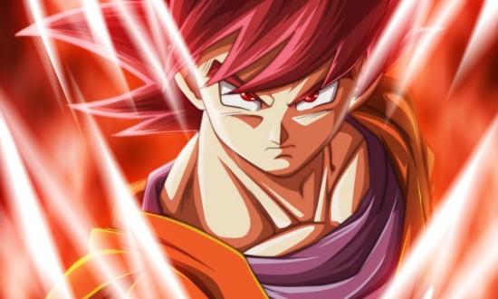 goku dios super saiyayin dragon ball z la batalla de los dioses - Pelicula Dragon Ball Z la Batalla de los Dioses