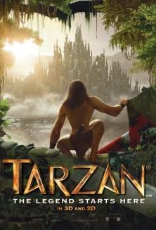 imagen tarzan 2013 la evolucion de la leyenda - Trailer: Tarzan La evolucion de la Leyenda
