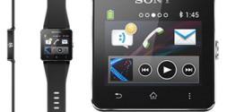 sony smartwatch 2 - Nuevo reloj Sony SmartWatch 2 revoluciona el mercado