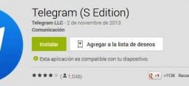 telegram 1 - Telegram, la nueva aplicacion que puede destronar a WhatsApp