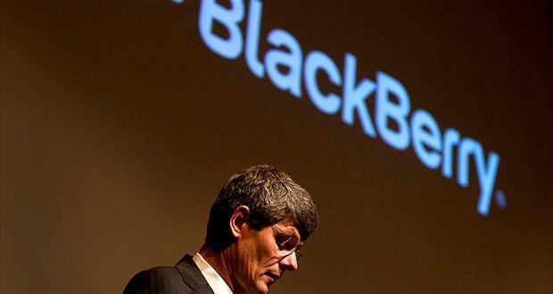 thornsten heins blackberry - Situacion de BlackBerry, empeora