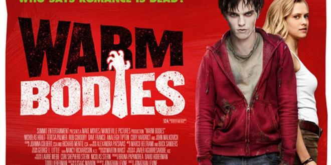 warm bodies - Cine: Warm Bodies 2013 (opinion)