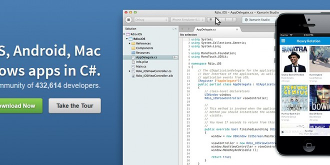 xamarin - Xamarin: Crea aplicaciones para android, iOS, Mac, windows con C#