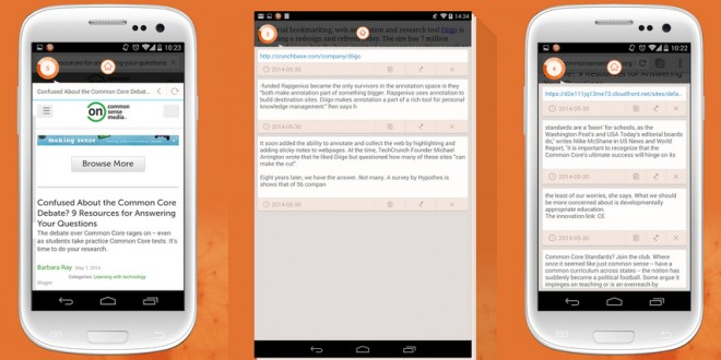 Ha llegado a Android Copy Bubble un portapapeles flotante muy completo - Ha llegado a Android Copy Bubble, un portapapeles flotante muy completo