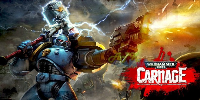 Warhammer 40.000 Carnage un juego de acción en 3D muy recomendado en Android - Warhammer 40.000 Carnage, un juego de acción muy recomendado en Android
