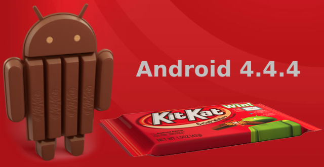 Ya es oficial Android KitKat 4.4.4 - Ya es oficial Android KitKat 4.4.4