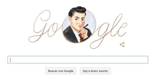 20140730093407 66 - Salvador Novo es recordado por Google con un doodle