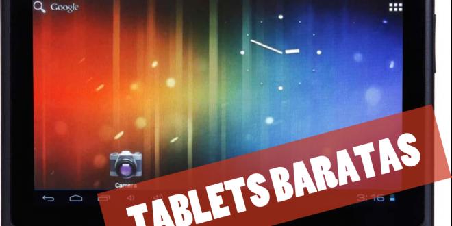 Tablets Baratas - UbiSlate 7Ci  y A13, las tablets baratas más económicas del mundo
