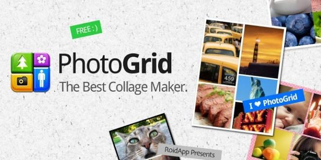 Photo Grid hacer ediciones aplicar filtros y crear presentaciones en android - Photo Grid, hacer ediciones, aplicar filtros y crear presentaciones en android