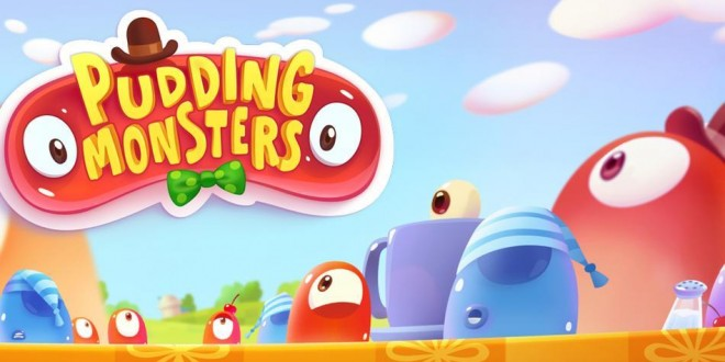 Pudding Monsters portada - Salva a los Pudding Monsters