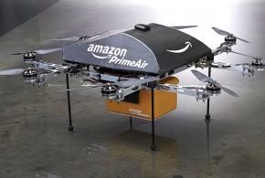 Amazon drones - Amazon continúa el desarrollo de sus drones