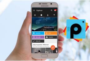 picsart android - Picsart, un estudio de fotografía en tu Android