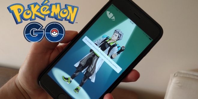 descargar pokemon go en paraguay