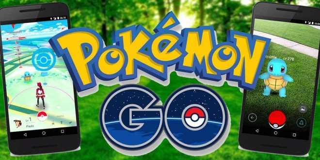 actualizacion de pokemon go