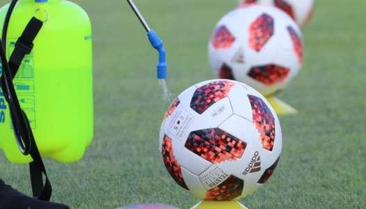 El coronavirus en el mundo del deporte - futbol paraguayo